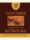 May There Be a Road (MP3): A Collection of Unabridged Short Stories